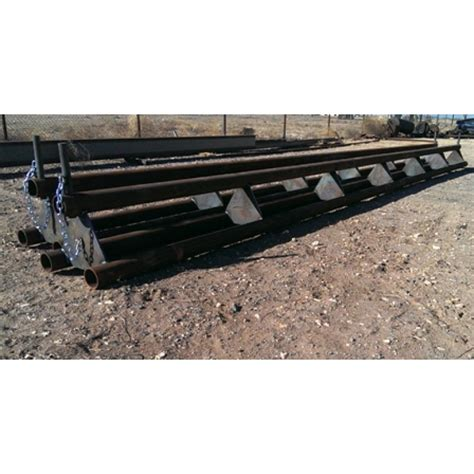 Drill Pipe Rack by 18 Quot Oilfield Pipe Racks