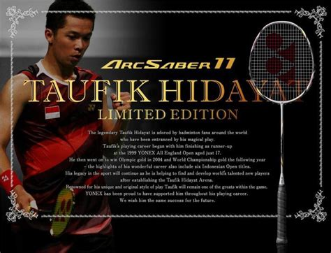 Raket Yonex Arcsaber 100 Limited Edition 301 moved permanently