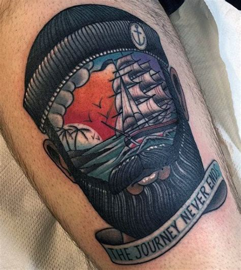 sailor jerry style tattoo designs top 75 best sailor tattoos for classic nautical designs