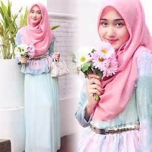 Kumpulan foto foto desaign baju muslim internasional nurul toko