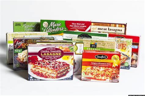 frozen food the best frozen lasagna our taste test results photos