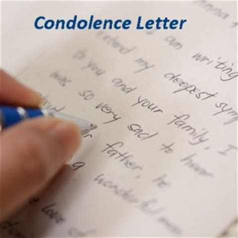 Losing A Family Member Essay by Write A Condolence Letter To Friend Who Lost His