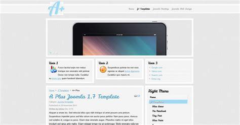 free joomla template 2 5 free ja content slider joomla 2 5