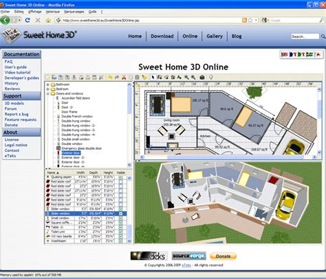 3d home design software free for mac