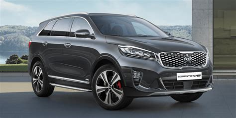 kia new models 2020 2020 kia sorento changes price and release date 2019