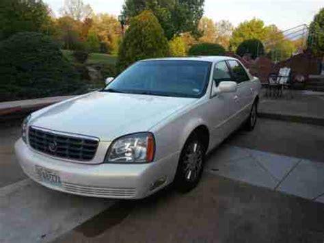 Cadillac Dhs 2005 by Cadillac Dhs 2005 4 Door Sedan 70 000