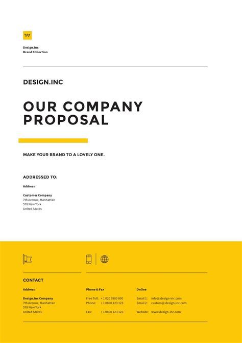 design proposal terms and conditions proposal design by egotype issuu