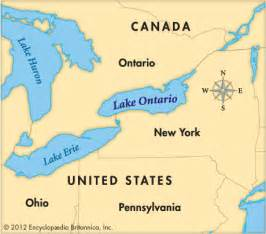 ontario canada lake maps ontario lake encyclopedia children s homework
