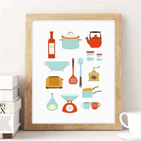 affiche deco cuisine affiche cuisine r 233 tro on vous dit o 249 en trouver joli place