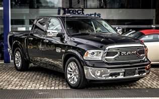 Ram Truck Accessories 2016 Canada Primeira Dodge Ram 1500 2016 Do Brasil