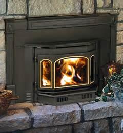 fireplace inserts wood burning installation