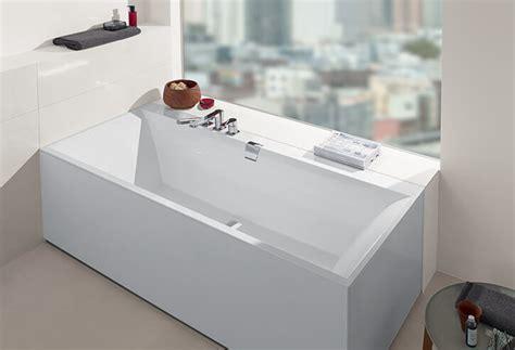 vasche da bagno rettangolari oberon vasca da bagno rettangolare ubq180obe2v villeroy