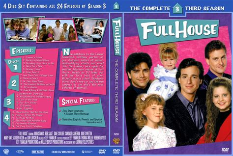 full house wikia image full house season 3 dvd jpg fuller house wikia fandom powered by wikia