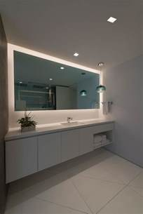 bathroom mirror modern best 25 modern bathroom lighting ideas on