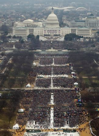 picture of inauguration crowd trump s inauguration crowd size all about images blog