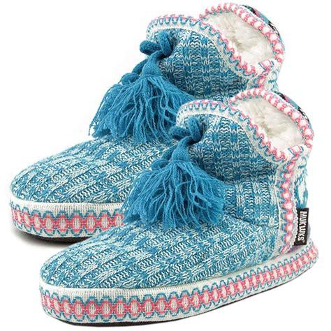 muk luks slippers womens muk luks womens slipper boots indoor house shoes