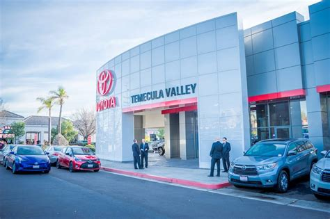 Temecula Toyota Service Temecula Valley Toyota 143 Photos 223 Reviews