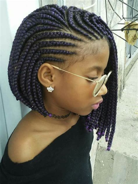 pictures of blue hair braided into brown hair braids natural tings pinterest black girl braids