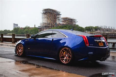 Cadillac V Coupe by Stanced Cadillac Cts V Coupe