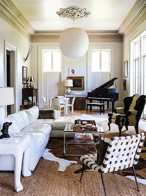 sophisticated living rooms domino s founding creative director opens her doors and