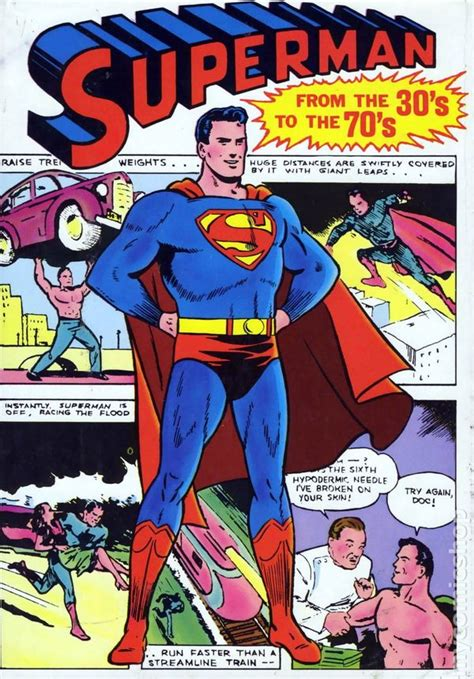 of the 70s books comic books in classic superman and shazam