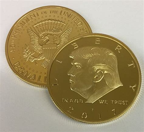 donald trump for president caign 2017 president donald trump gold inaugural eagle