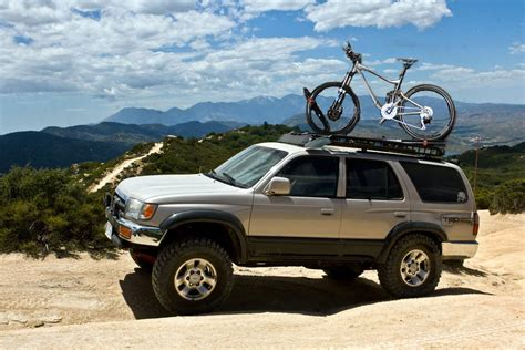yakima bike rack on rola basket toyota 4runner forum