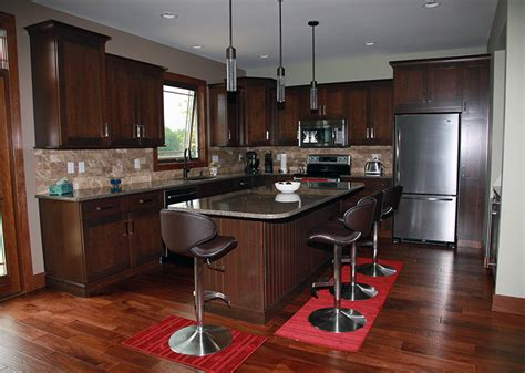 Kitchen Flooring Ideas Vinyl kitchen finishes battle creek tile amp mosaic co inc