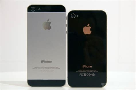 Iphone 5s Big Belakang on with a physical mockup of the iphone 5 mac rumors
