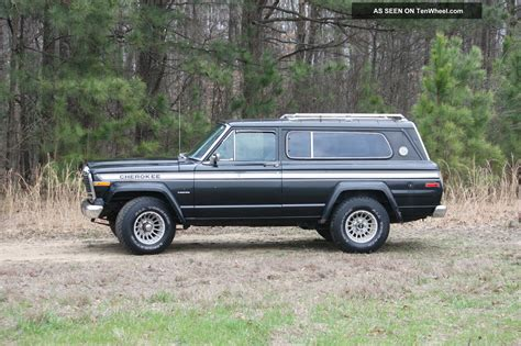 Jeep Chief 1979 1979 Jeep Chief Quadratrac