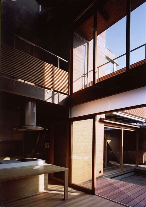 design  modern wooden japanese house  beautiful