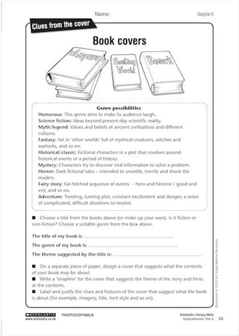 libro comprehension workbook year 5 free printable english worksheets for year 5 uk year 5 reading prehension worksheet by