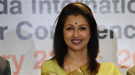 film actress gautami never felt disassociated from the industry gautami