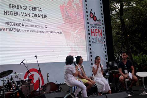 film indonesia 2016 hot carrot academy di peringatan hari film nasional 2016