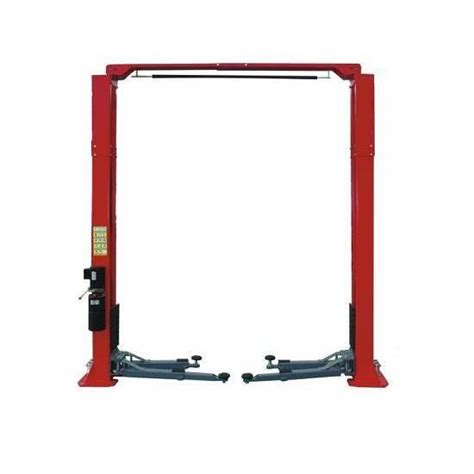 Clear Floor Hoist by Two Post Clear Floor Lifts Images