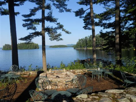 Sebago Lake Cabins by Maine Attraction Migis Lodge Everett Potter S Travel Report