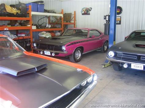 Garys Garage by The 1970 Hamtramck Registry Quot Cool Quot Page
