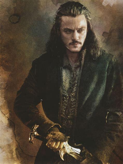 The Bard bard the dragonslayer lotr the hobbit