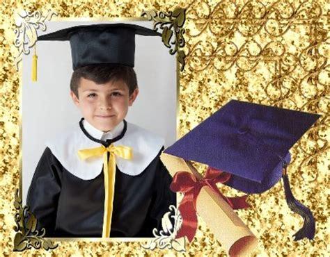 Fotomontaje Fotos Graduacion Preescolar Gratis   gratis marcos graduacion fotomontajes gratis online