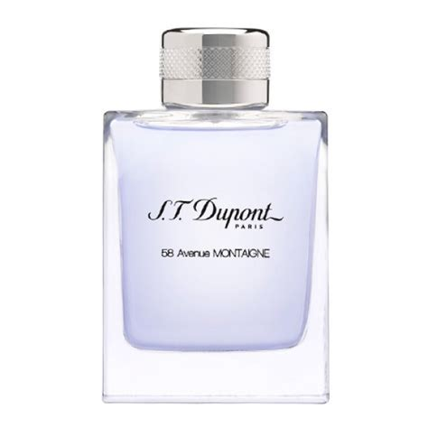 S T Dupont 58 Avenue Montaigne For Edt 100ml buy 100ml s perfume s t dupont 58 avenue montaigne for 100ml edt at