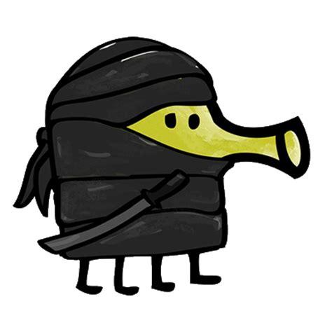 doodle wikia изображение ниндзя персонаж png doodle jump wiki