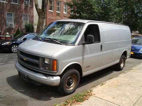 how things work cars 1997 chevrolet express 2500 parental controls purchase used 1997 chevrolet express 2500 base standard cargo van 3 door 5 7l in brooklyn new