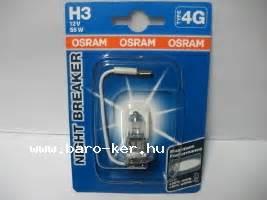 Lu Osram H3 Nbr Unlimited Nbu 12v 55w Berkualitas Oxh3nbu osram nightbreaker plus unlimited osram breaker plus unlimited b 225 r 243 ker aut 243 sbolt