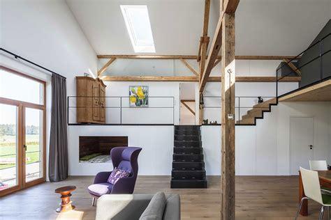 Scheune Mit Wohnung by Tina A 223 Innenarchitektur M 252 Nchen Umbau Haidham