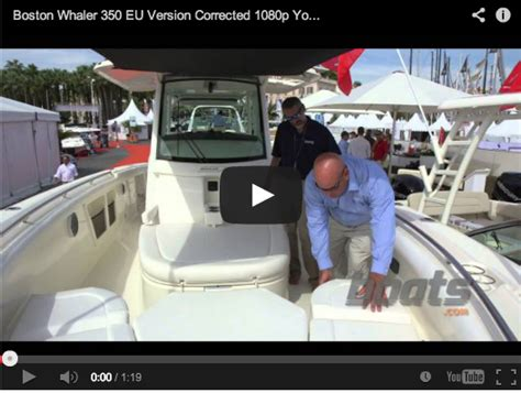 boston boat show june 2017 boston whaler 280 outrage something s fishy boats