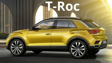 2019 Volkswagen T Roc by Volkswagen T Roc 2019 Pre 231 Os Fotos E Ficha T 233 Cnica