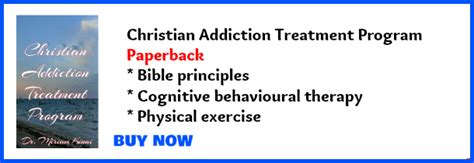 Christian Detox Programs by Christian Stress Management Free Bible Based Addiction