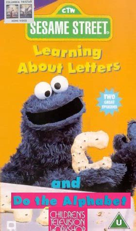 My Sesame Home Learning About Letters