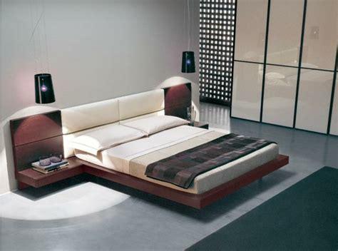 Bett Modern Design Modern Bett Schlafzimmer Und Garderobe