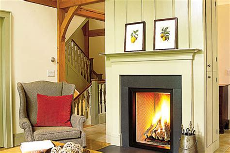 how to reface a fireplace surround and hearth this house